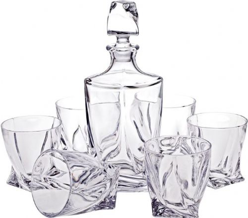 Quadro Decanter 850ml Set